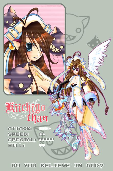 Kiichigochan Pixel id by kiichigochan