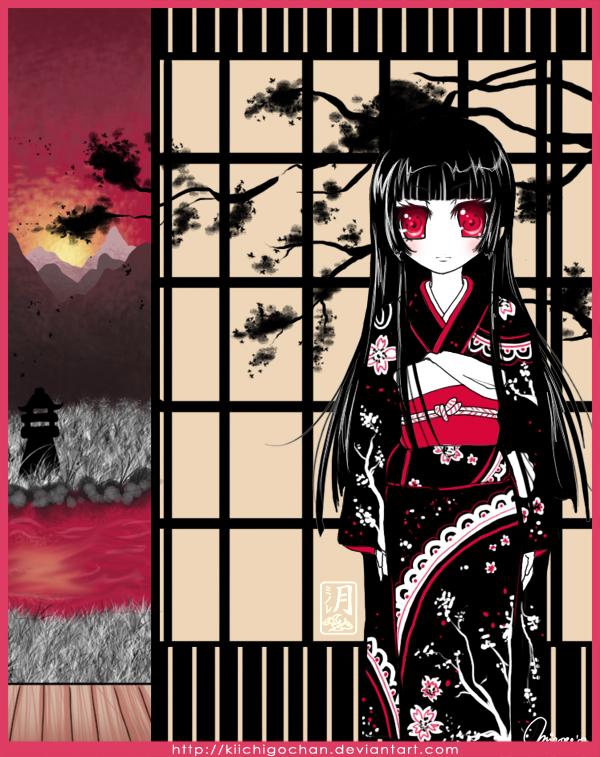 Enma Ai by kiichigochan