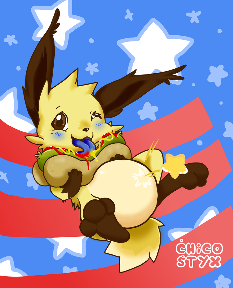 Mega weenie Monday by ChicoStyx