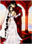Wedding of Kitana and Liu