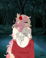 Naruto OC : Hakymene Rose by Rozunne