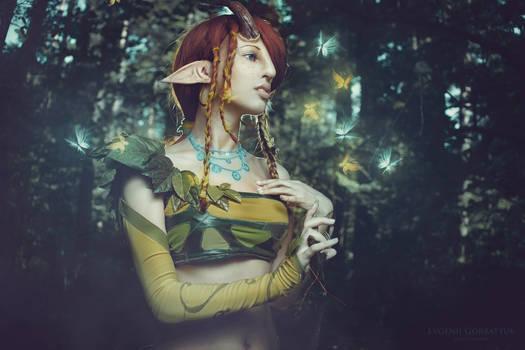 enchantress cosplay - done :3