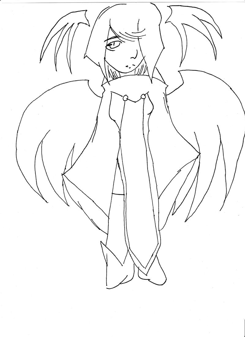 True Vampire Karin by NeganTheGreat