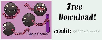 Chain Chomp Avatar by furcpatchclub