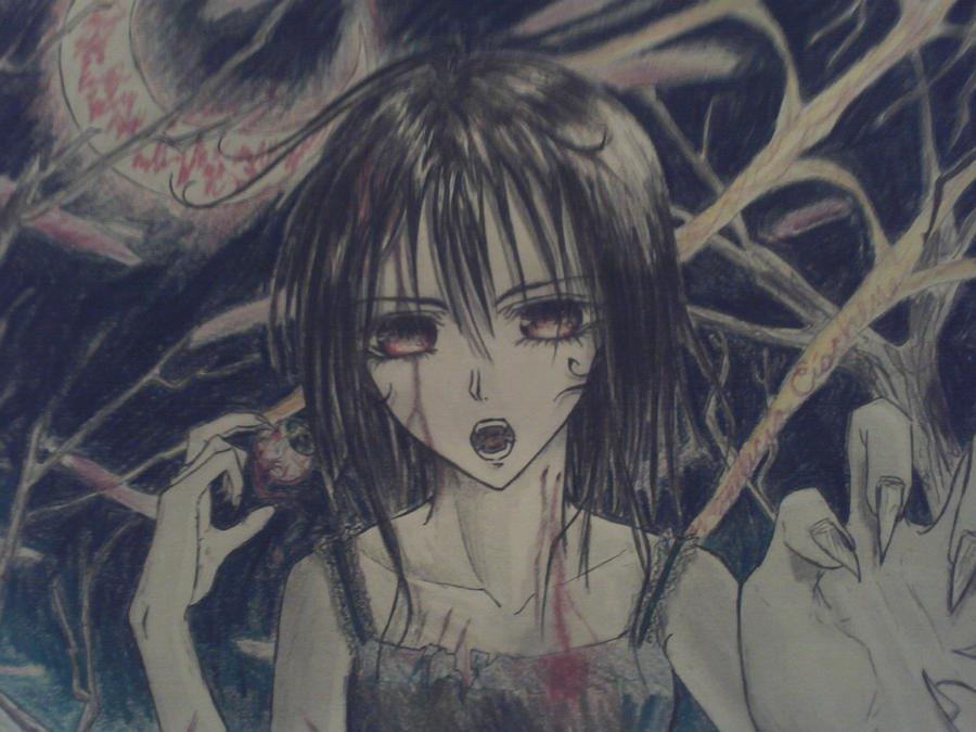 Yuuki Vampire by ChoRyang