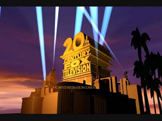 20th Century Fox TV 2010 logo by Rodster1014
