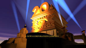 20th Century FOX Records Dream Logo #2