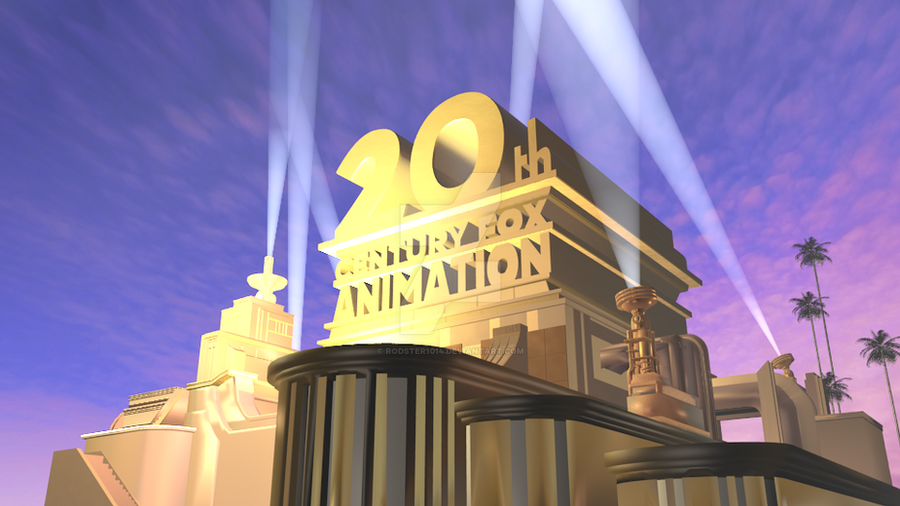 20th Century Fox Animation dream logo 2009 style by Rodster1014