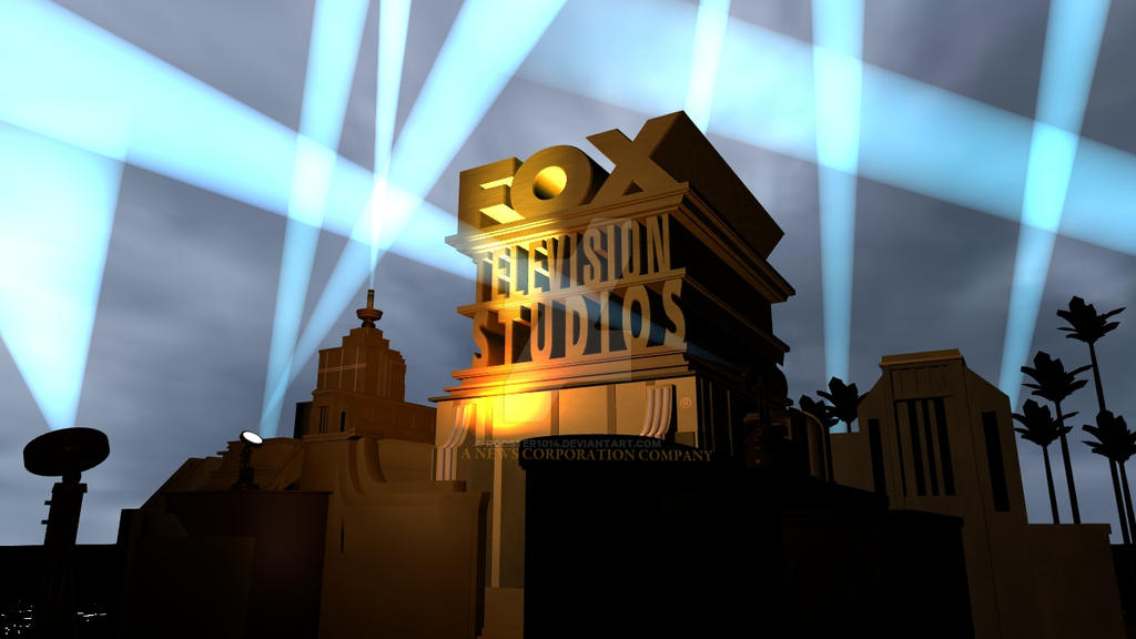 Fox Television Studios (FSP Style Version #1) by Rodster1014