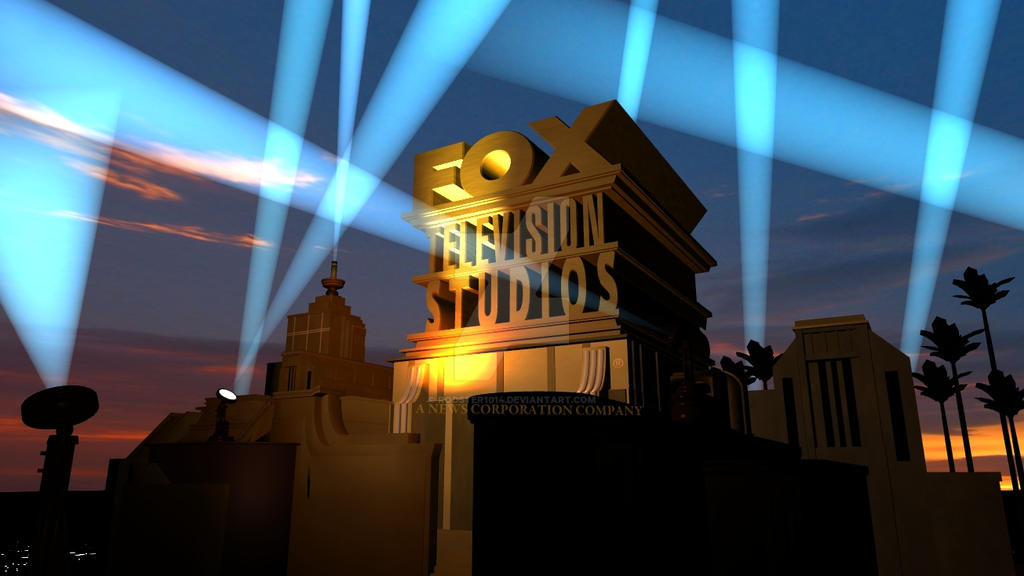 Fox Television Studios (FSP Style Version #2) by Rodster1014