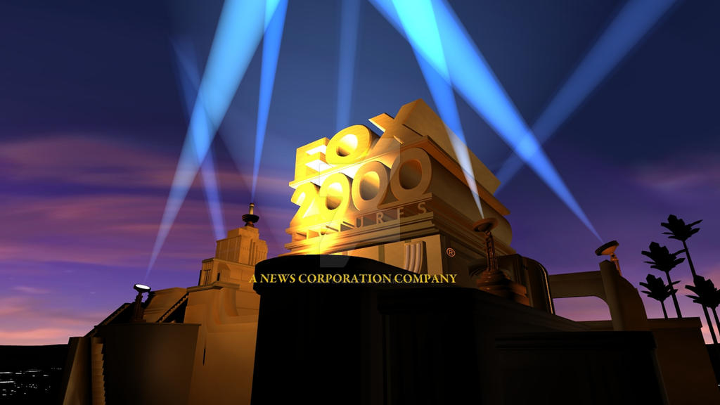 Fox 2000 Pictures Dream logo (Version #1) by Rodster1014