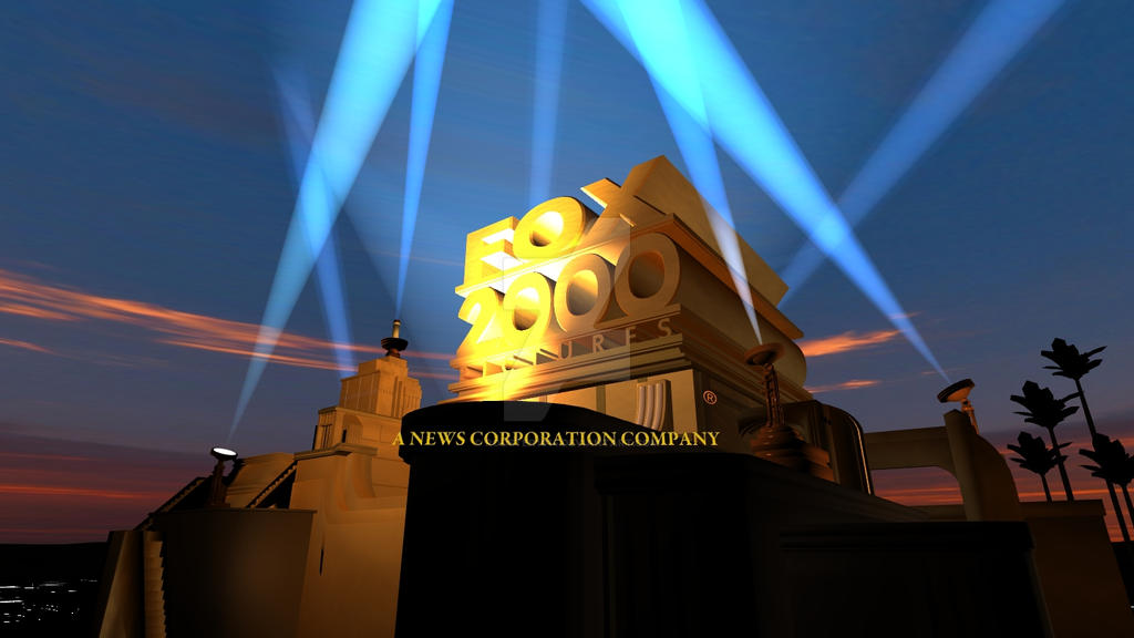 Fox 2000 Pictures Dream logo (Version #2) by Rodster1014