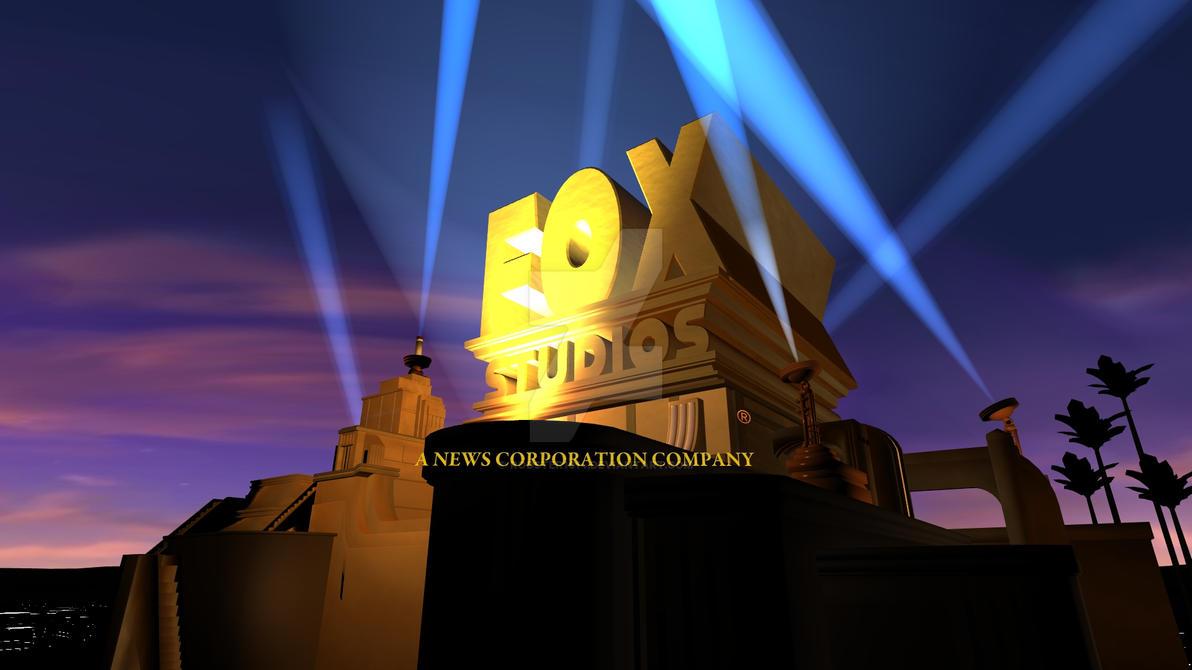 Fox Studios 2009 Dream logo by Rodster1014