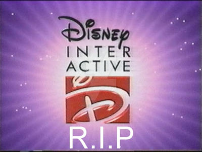 Disney Interactive R.I.P by Rodster1014