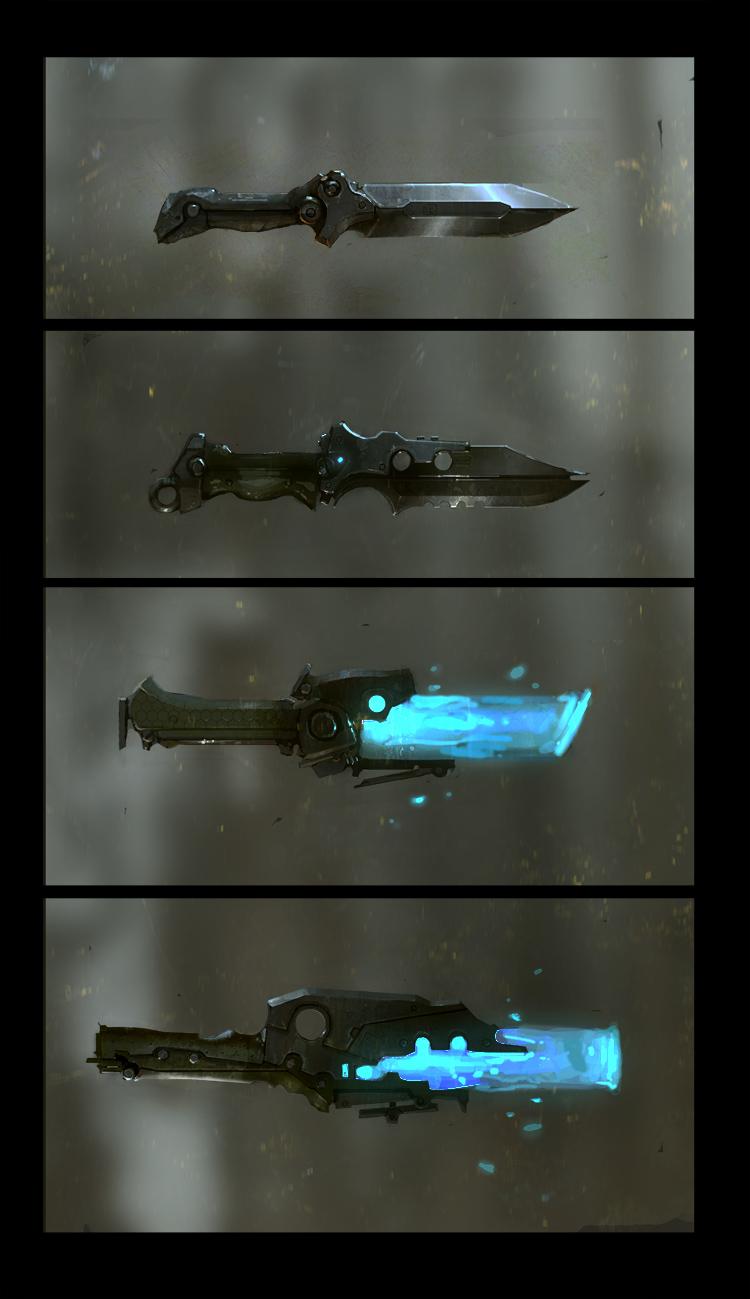 knives by sobaku-chiuchiu