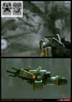 heavy machine gun by sobaku-chiuchiu