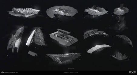 Structures exploration