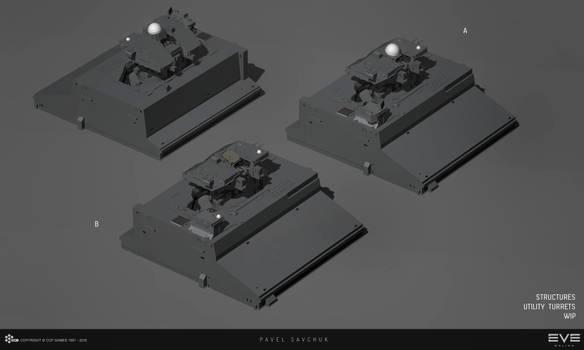 Structures defences
