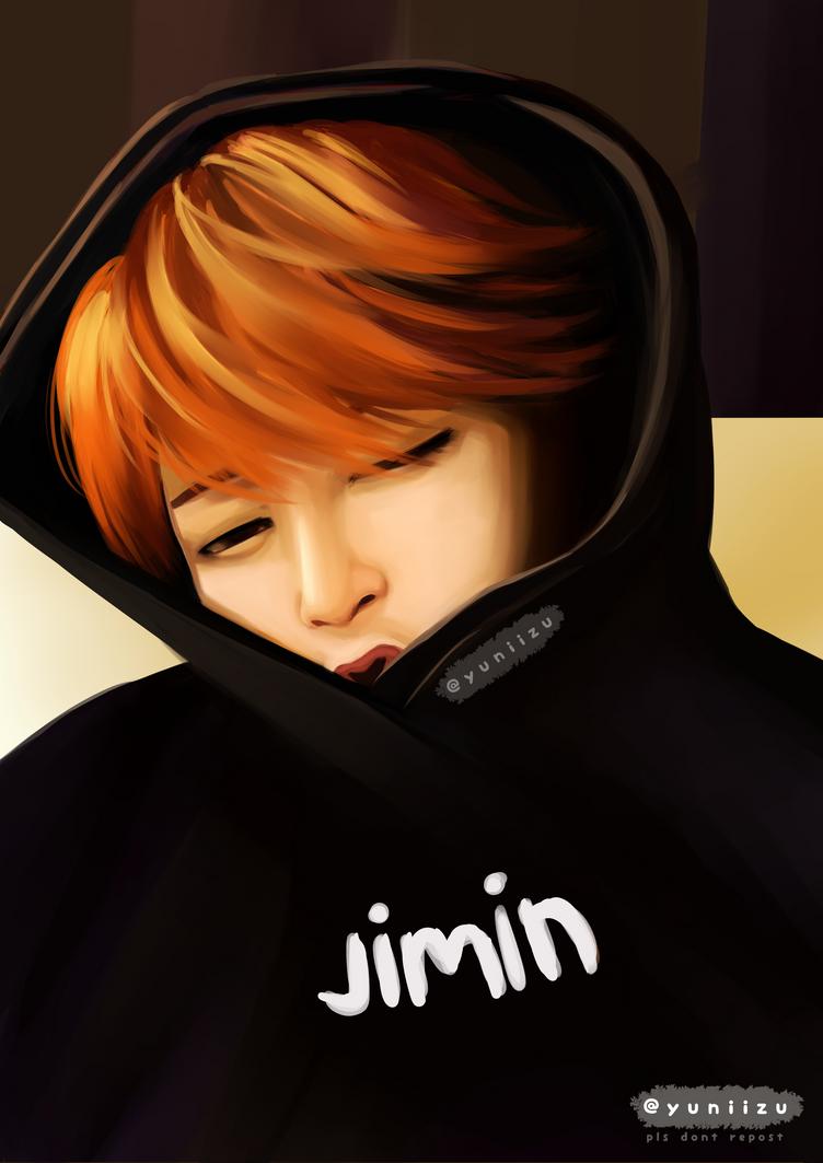 Orange Jimin by yuniizu on DeviantArt