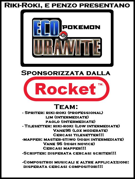 pokemon logo png. Logo Pokemon Eco Uranite by