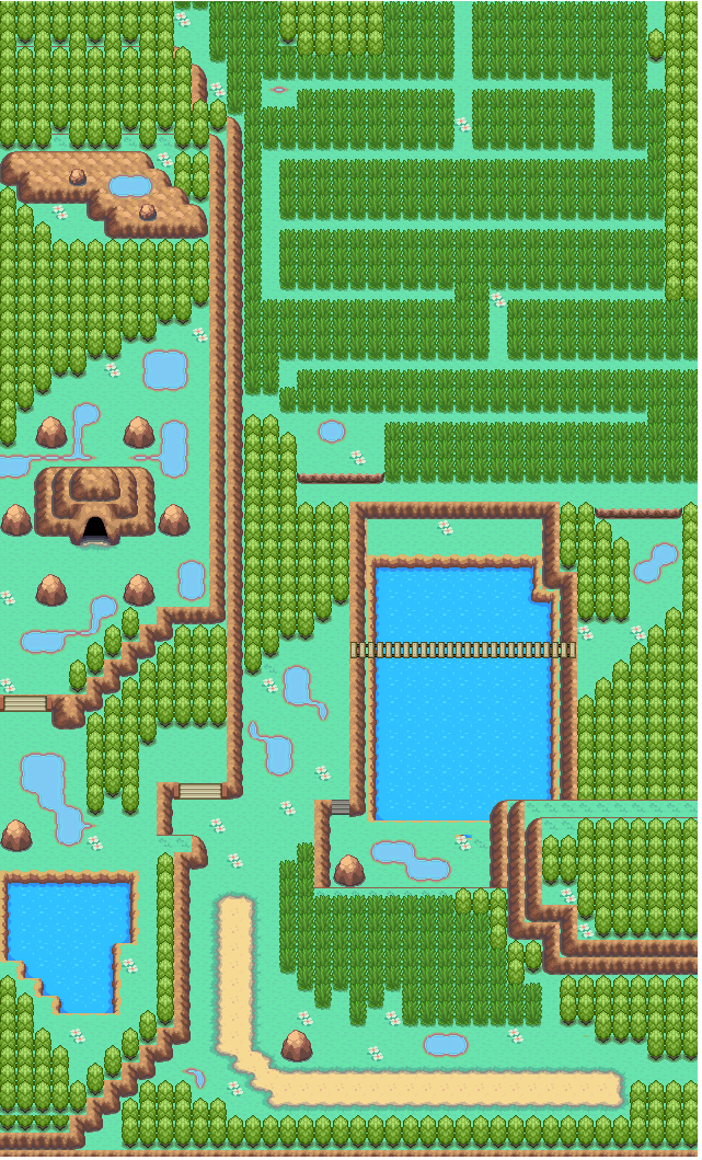 how to open ancient tomb on route 120