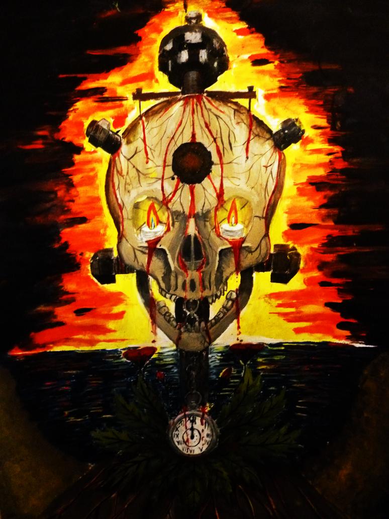 The Sentinel by BlackjackScritcher
