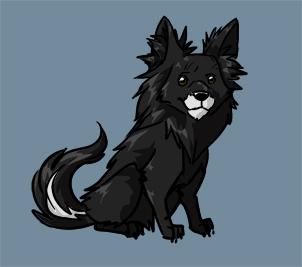 Doggy Portrait Joey by Impious-Imp