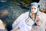 Yeul....just sitting on a stone xD by Itakoo
