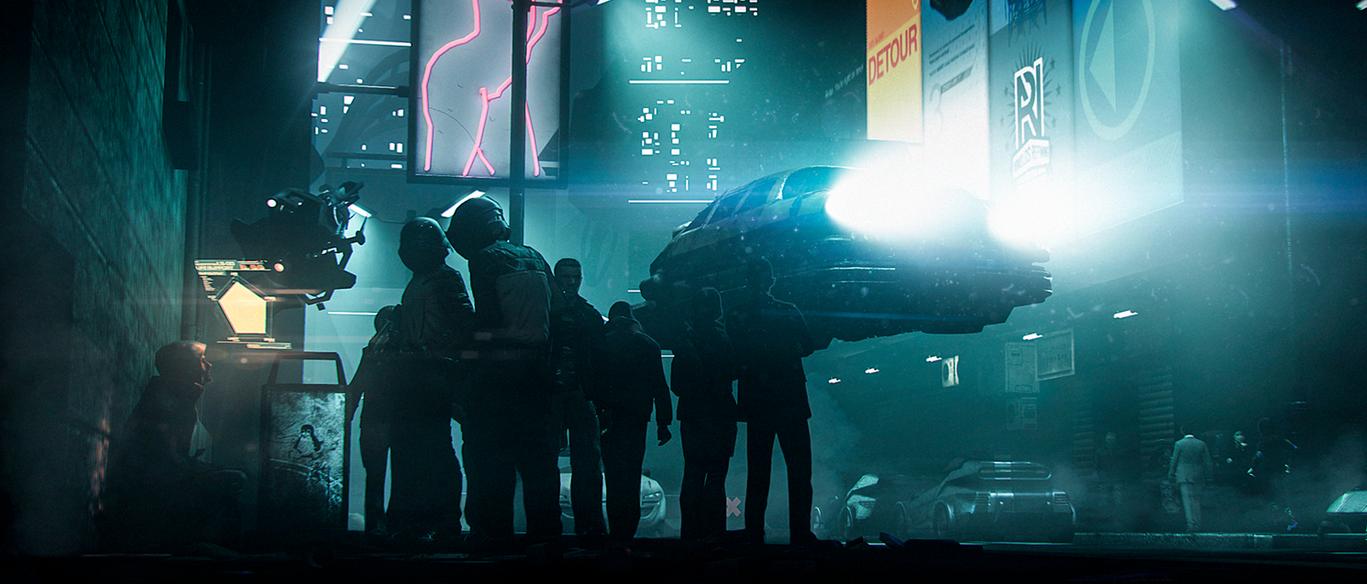 Cyberpunk by MurderCinema