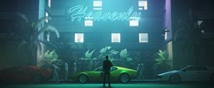 Miami Night by MurderCinema