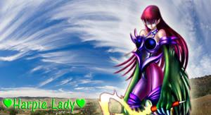 Harpie Lady Background