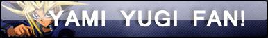 Yami Yugi Fan Button