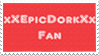 xxEpicDorkxx Fan Stamp by Supremechaos918