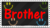 COMM: Family Stamp-Brother by Supremechaos918