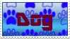 COMM-Family Stamp-Pet Dog by Supremechaos918