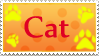 COMM: Family Stamp-Pet Cat by Supremechaos918