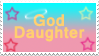 COMM: Family Stamp-God Daughter by Supremechaos918