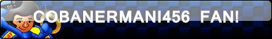 Cobanermani456 Fan Button by Supremechaos918
