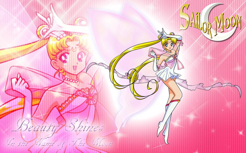 Sailor Moon Extra Wallpaper by Supremechaos918
