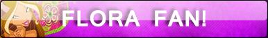 Flora Fan Button by Supremechaos918