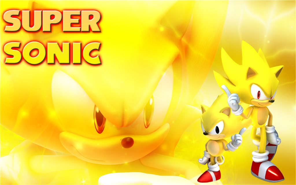 *Super Sonic, Shadow, and Silver Wallpaper* by 9029561 ...