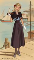 Gift- 1940s Lunakinesis by Supremechaos918