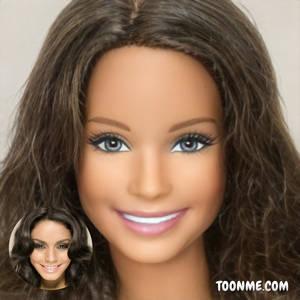 Vanessa Hudgens Barbie Doll