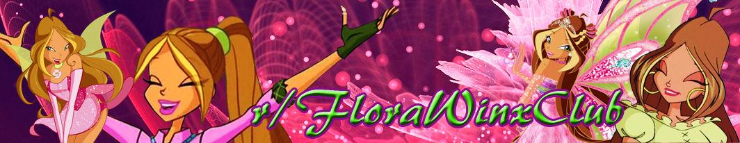 FloraWinxClub Banner