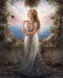 Margaery Tyrell by Krikin