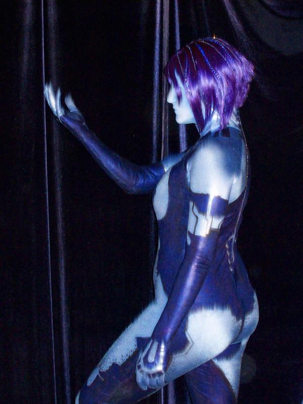 .:A.I. Pose:. by Liquidfire3