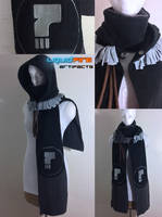 Dead Orbit (exotic) Destiny Hooded Scarf by Liquidfire3