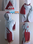 New Monarchy (exotic) Destiny Hooded Scarf by Liquidfire3
