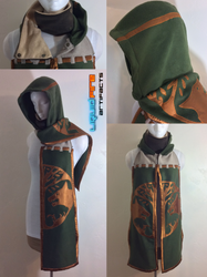 Iron Banner Destiny Hooded Scarf