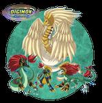 Azumon Digivolutions
